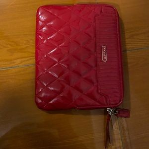 Coach iPad bag